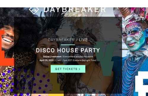 DayBreaker event